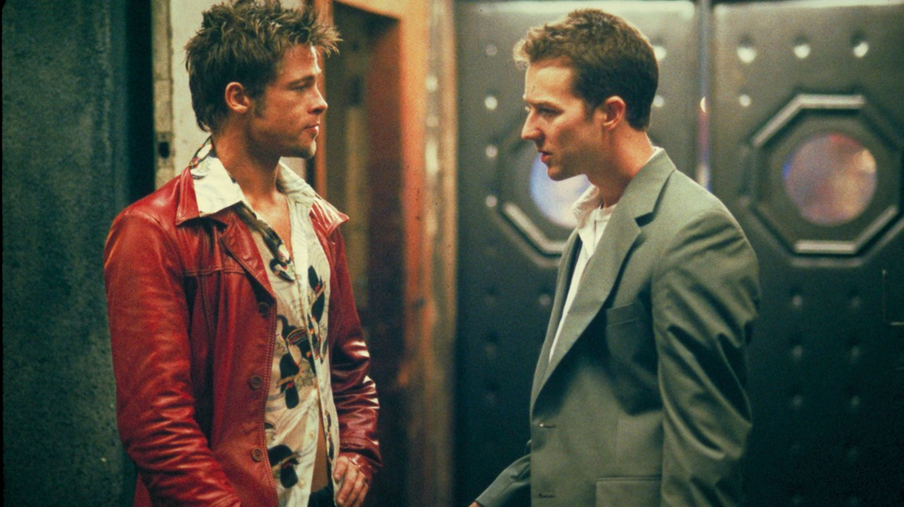película fight club